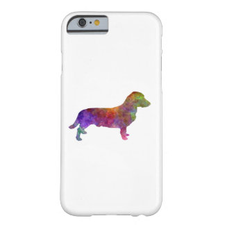 Drever in watercolor 2 barely there iPhone 6 case