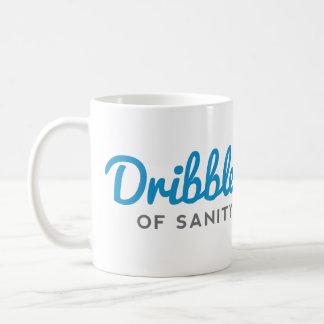 Dribbles of Sanity Heart Drops mug