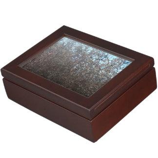 dried bushes keepsake boxes
