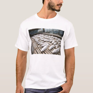 dried fish in Hong Kong T-Shirt