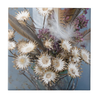 Dried flowers 1 tile