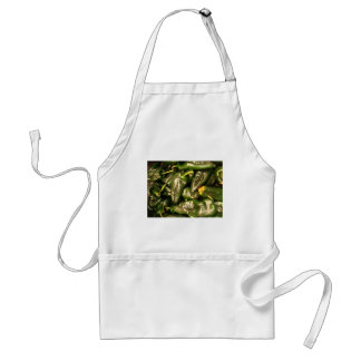 Dried Jalapeno Peppers Standard Apron