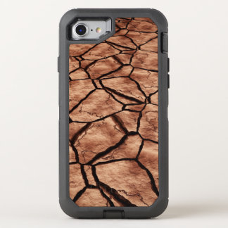 Dried Lake Bed OtterBox Defender iPhone 8/7 Case
