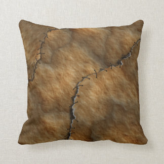 Dried Leather Human Skin Pillows
