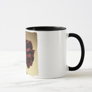 Dried Rose Photograph - Color Mug