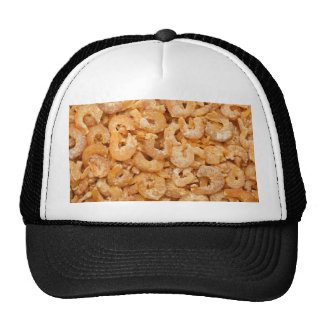 Dried shrimps trucker hat