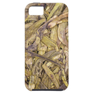 Dried tea leaves of Chinese green tea Cover For iPhone 5/5S