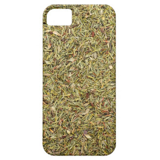 dried thyme texture iPhone 5 cases