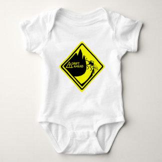 DRIFT AHEAD BABY BODYSUIT