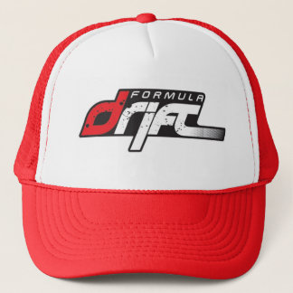 Drift Formula Trucker Hat