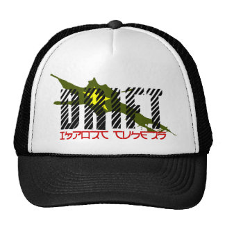 DRIFT IMPORT TUNERS TRUCKER HAT