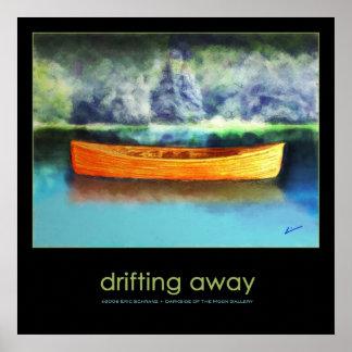 Drifting Away Poster