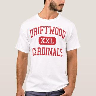 Driftwood - Cardinals - Middle - Hollywood Florida T-Shirt