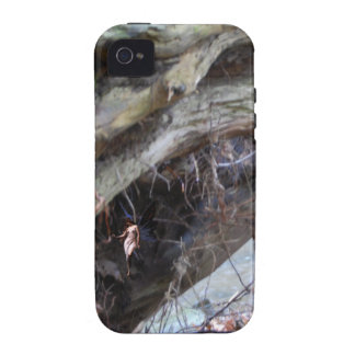 Driftwood Find the Fairy Case-Mate iPhone 4 Cover