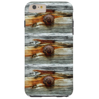 driftwood grey  boards Thunder_Cove Tough iPhone 6 Plus Case