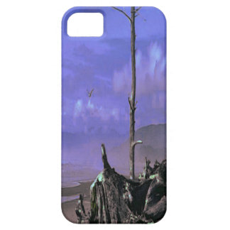 Driftwood on Beach iPhone 5 Covers