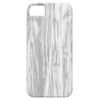 Driftwood pattern - grey / gray and white case for the iPhone 5