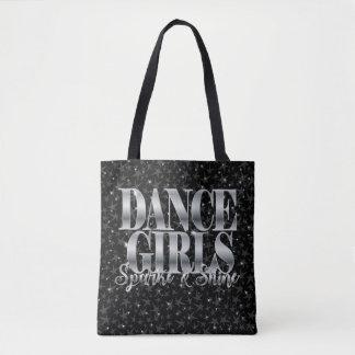 Drill Dance Team Princess Tote Bag