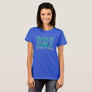 Drill Dance Team Sparkle T-Shirt