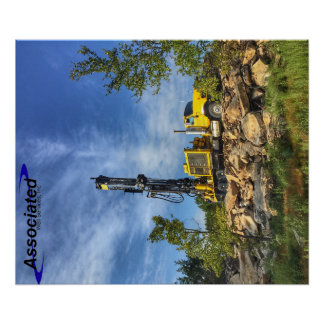 Drill Site Poster
