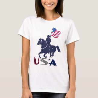 Drill Team USA T-Shirt