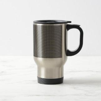 Drilled Plate Travel Mug