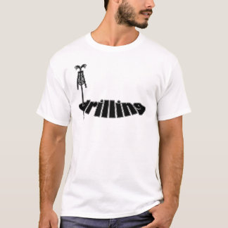 Drilling Rig, Oil Rig T-Shirt