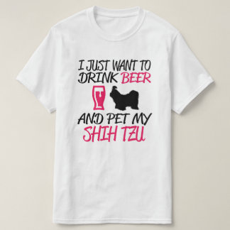 Drink And Pet T-Shirt