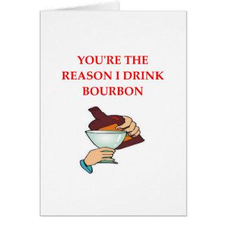 DRINK CARD
