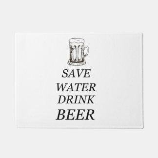 Drink Food Beer Doormat