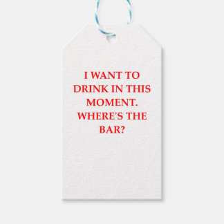 DRINK GIFT TAGS