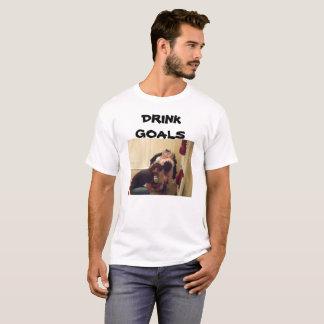 Drink Goals tshirt 2