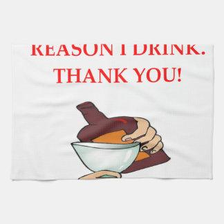 DRINK KITCHEN TOWEL