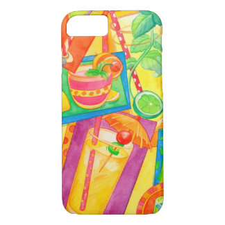 Drink Mania iPhone 7 Case
