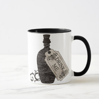Drink Me Bottle Mug