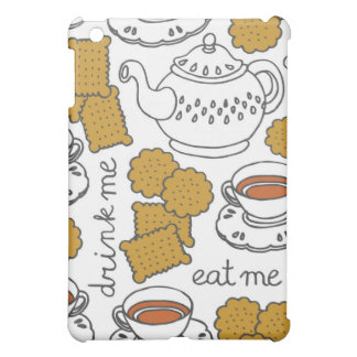 drink me eat me case for the iPad mini