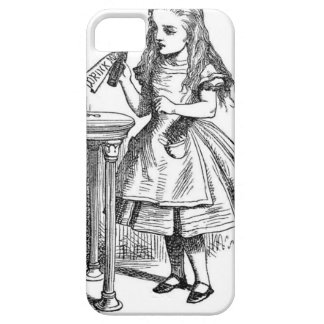 Drink Me iPhone 5 Cover