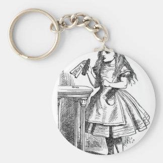 Drink Me Keychain