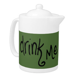 Drink Me (olive)