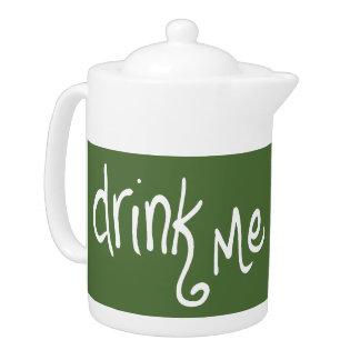 Drink Me (olive-rev)