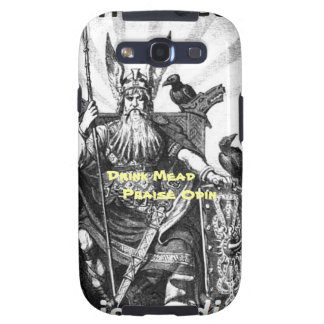 Drink Mead - Praise Odin Samsung Galaxy S3 Cases