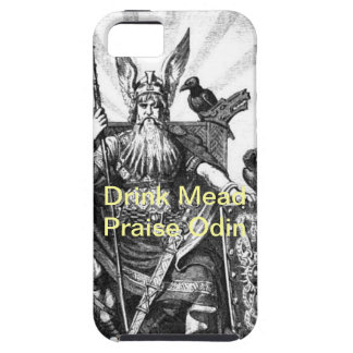 Drink Mead - Praise Odin iPhone 5 Cover
