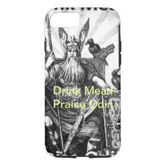 Drink Mead - Praise Odin iPhone 7 Case