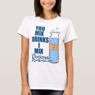 Drink Mixer T-shirt