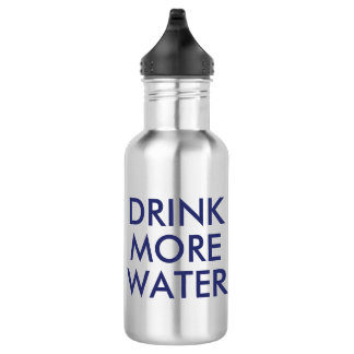 Drink More Water | Funny Humour Waterbottle 532 Ml Water Bottle
