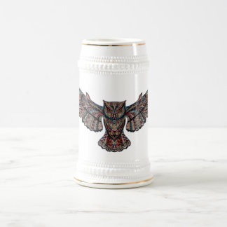 Drink of Wisdom Beer Stein