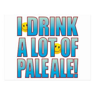 Drink Pale Ale Life B Postcard