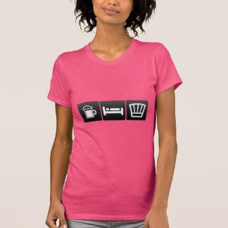 Drink, Sleep and Chef Wear T-Shirt
