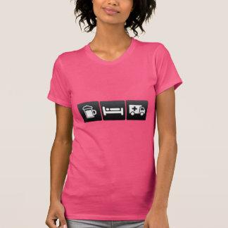 Drink, Sleep and Paramedics T-Shirt