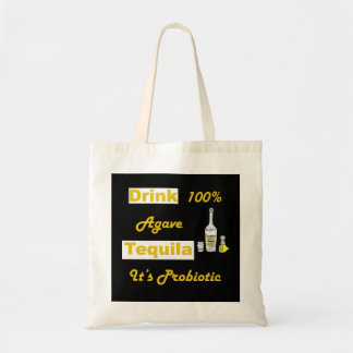 Drink Tequila Tote Bag